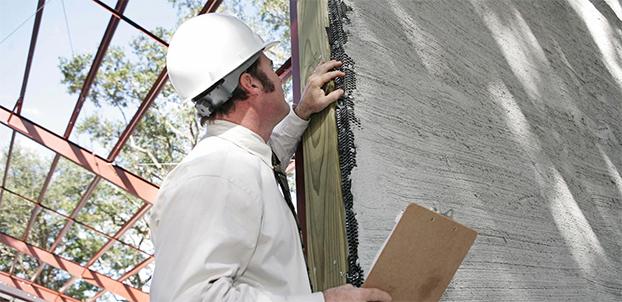 Техническое обследование конструкций здания