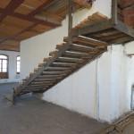 Обследование металлической лестницы