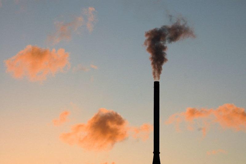 обследование дымовых труб
