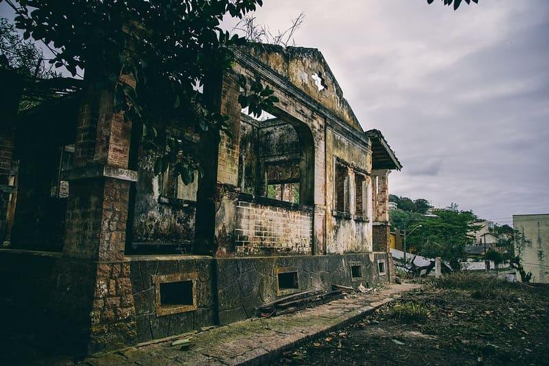 обследование зданий после пожара