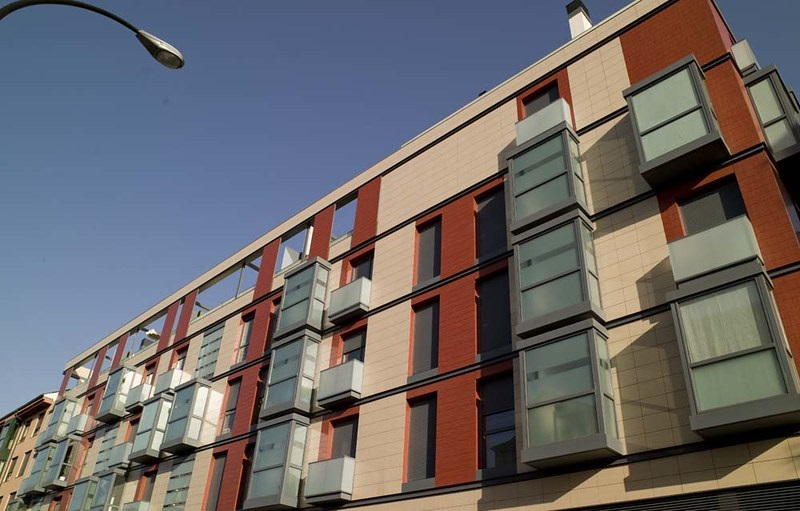 обследование вентилируемого фасада