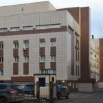 Здание БЦ Лихоборы