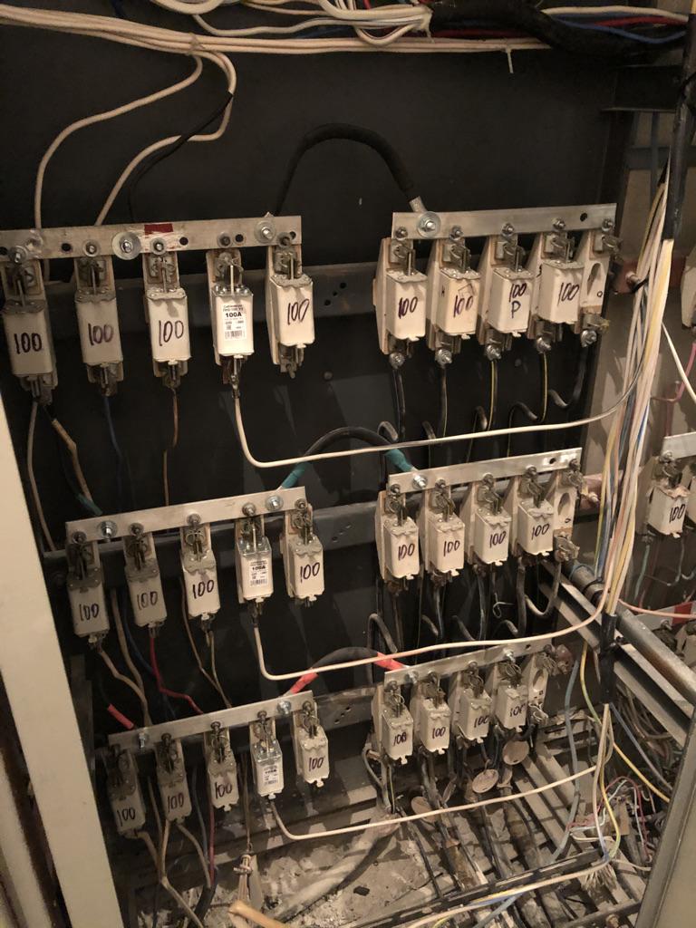 обследование электроснабжения